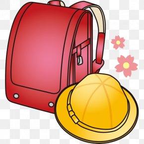 Randoseru Hat Handbag National Primary School Clip Art PNG