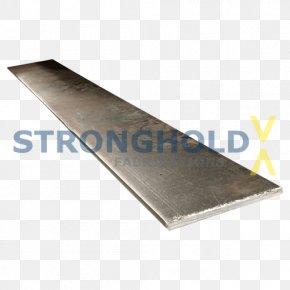 Concrete Finish Black - Rectangle Steel PNG