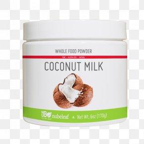 Coconut Milk - Superfood Flavor Ingredient PNG