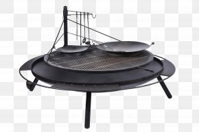 Grill - Fire Pit Barbecue Fire Ring Chimenea PNG