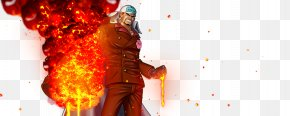 Burn - Akainu Portgas D. Ace Edward Newgate One Piece: Burning Blood Sengoku PNG