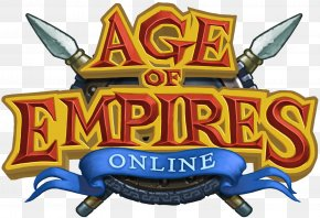 Game Logo - Age Of Empires Online Age Of Empires III Age Of Empires: The Rise Of Rome Video Game PNG