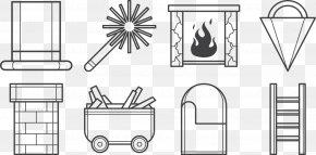 Chimney Cleaning - Chimney Sweep Euclidean Vector Vecteur Door Handle PNG