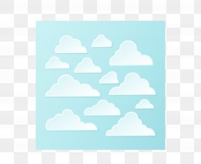 Vector Cloud Material - Euclidean Vector Cloud PNG