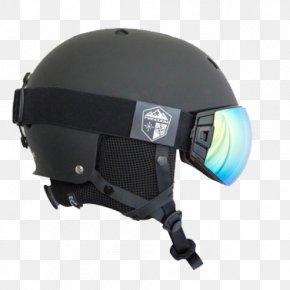 Motorcycle Helmets - Motorcycle Helmets Ski & Snowboard Helmets Bicycle Helmets Goggles Skiing PNG