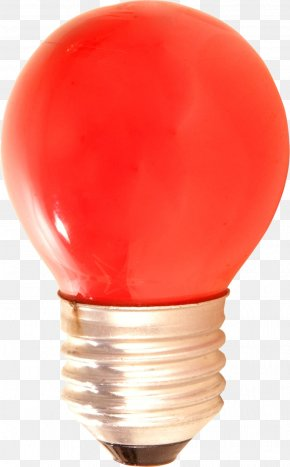 Red Lamp Image - Incandescent Light Bulb Lamp Lighting PNG
