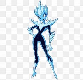 Killer Frost - Killer Frost Baris Alenas Justice League DC Comics DC Super Hero Girls PNG