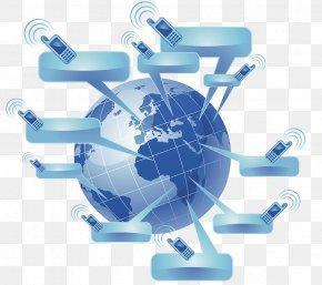 Global Communication Cooperation Intelligent Age - Communication Clip Art PNG