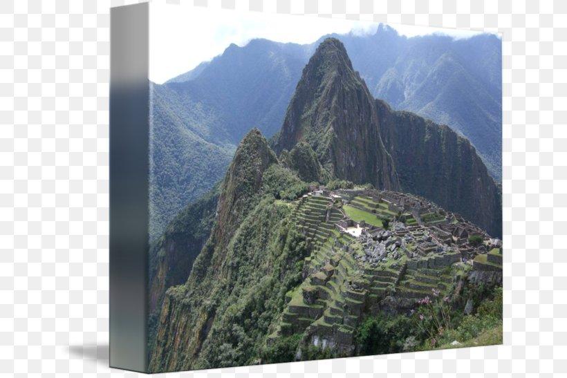 Machu Picchu Mount Scenery Geology National Park Mountain, PNG, 650x547px, Machu Picchu, Art, Canvas, Elevation, Escarpment Download Free