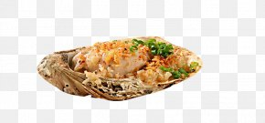 Garlic Baked Oysters Material - Oyster Barbecue Mussel Squid Roasting PNG