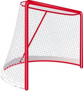 Hockey Clip - Ice Hockey Goal Field Hockey Clip Art PNG