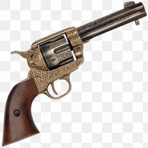 Peace Military - Colt Single Action Army .45 Colt Colt's Manufacturing Company Revolver Cowboy Action Shooting PNG