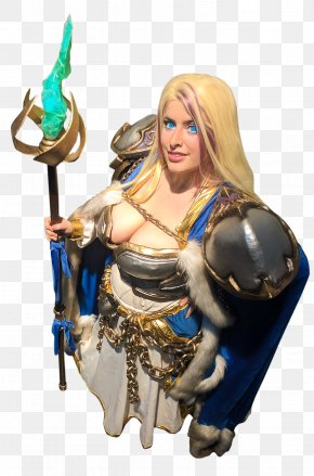 World Of Warcraft - Jaina Proudmoore 2017 BlizzCon World Of Warcraft Hearthstone Cosplay PNG