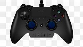 Playstation - PlayStation 4 Razer Raiju Game Controllers Razer Inc. PNG