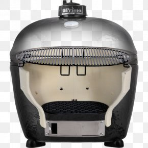 Large Oval Dutch Oven - Barbecue Primo Oval XL 400 Grilling BBQ Smoker Kamado PNG