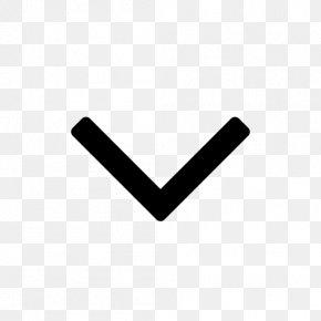 Arrow - Arrow Font Awesome Button Clip Art PNG