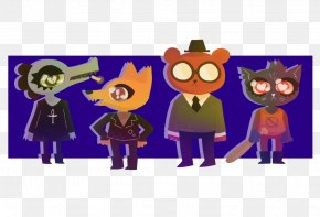 Night In The Woods Art - Drawing Night In The Woods DeviantArt Work Of Art PNG