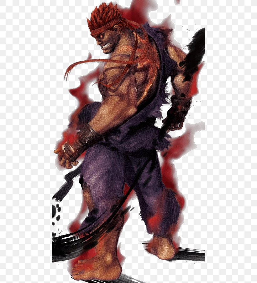 Super Street Fighter Iv Arcade Edition Ryu Akuma Png