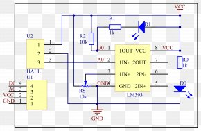 on hall effect wiring diagram