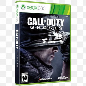Ghost Call Of Duty Logo - Call Of Duty: Ghosts Call Of Duty: Advanced Warfare Call Of Duty: Black Ops II Xbox One Activision PNG