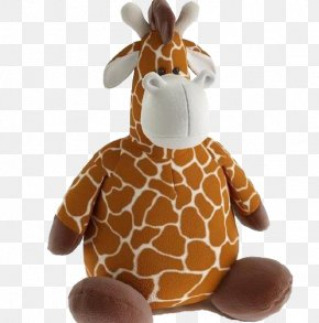Cute Giraffe Doll - Wavefront .obj File 3D Computer Graphics Toy Clip Art PNG