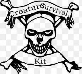 Survival Cliparts - Skull Logo Clip Art PNG