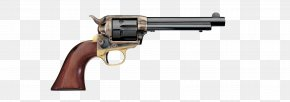 Colt Pocket Percussion Revolvers - A. Uberti, Srl. Colt Single Action Army .45 Colt Revolver .357 Magnum PNG