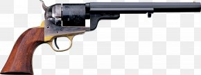 Revolver - Colt 1851 Navy Revolver A. Uberti, Srl. .45 Colt Firearm PNG