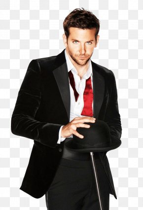 Tuxedo - Bradley Cooper Silver Linings Playbook Film Producer PNG