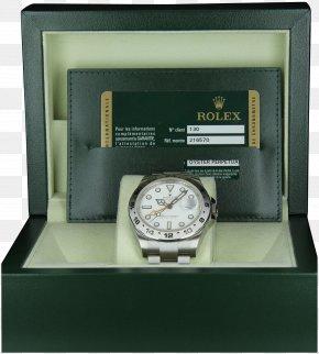 Watch - Rolex GMT Master II Watch PNG