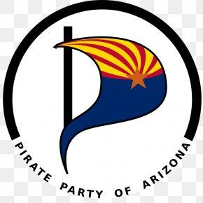 Arizona Pirate Party Piracy Clip Art PNG