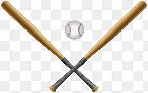 Baseball Set Clip Art Image - Baseball Bat Clip Art PNG