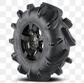 Tyre Track - Side By Side Off-road Tire Paddle Tire Tread PNG