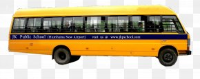 School Bus Image - School Bus Public Transport Bus Service PNG