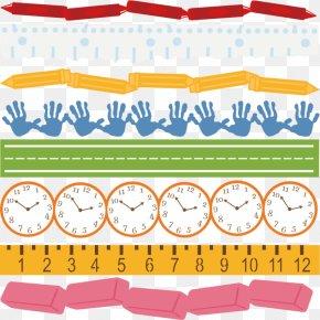 School Borders Cliparts - School Education Teacher Clip Art PNG