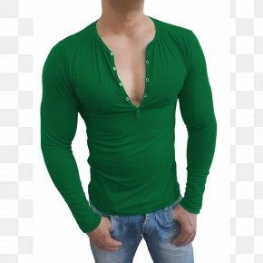 T-shirt - T-shirt Henley Shirt Blouse Sleeve PNG