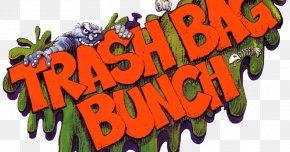 Sand Monster - Trash Bag Bunch Rubbish Bins & Waste Paper Baskets Bin Bag Toy PNG