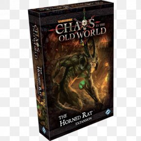 Chaos Marauders - Warhammer: Shadow Of The Horned Rat Chaos In The Old World: The Horned Rat Expansion Fantasy Flight Games Board Game Warhammer: Mark Of Chaos PNG