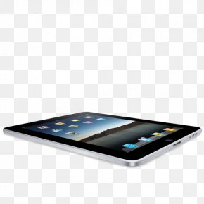IPad Laying Down - Hardware Smartphone Electronic Device Gadget PNG