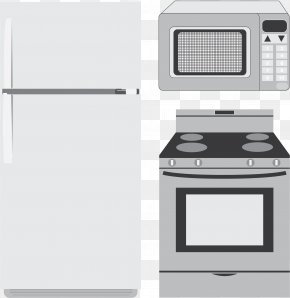 Stove - Home Appliance Kitchen Cooking Ranges Small Appliance Clip Art PNG