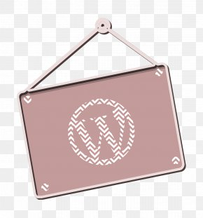 Triangle Signage - Wordpress Icon PNG