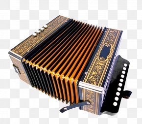 Musical Instruments - Musical Instruments Accordion Painting PNG