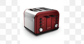 Morphy Richards - Morphy Richards Accents 4 Slice Toaster MORPHY RICHARDS Toaster Accent 4 Discs Kettle PNG