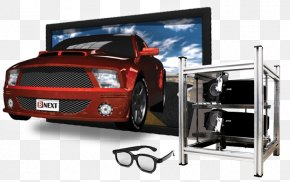 Polarized 3d System - Polarized 3D System 3D Film Three-dimensional Space Anaglyph 3D Cinema PNG