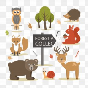 Animal Picture - Vector Graphics Illustration Drawing Design PNG