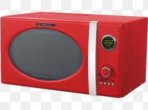 Barbecue - Barbecue Microwave Ovens Kitchen Schneider MW 720 FR Rood PNG