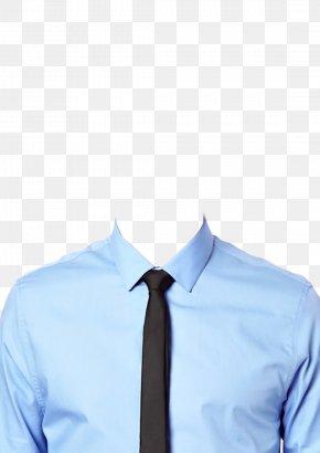 Dress Shirt - Dress Shirt T-shirt Necktie Suit PNG