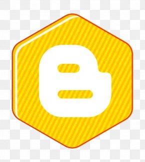 Logo Smile - Blogger Icon Hexagon Icon Logo Icon PNG
