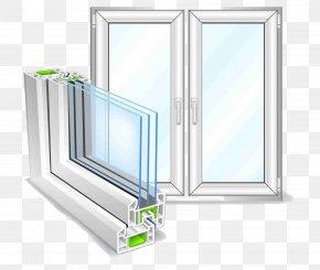 Window - Window Insulated Glazing Door Glazier PNG
