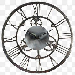 Clock - Clock Table Furniture Distressing Antique PNG